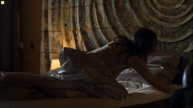Aleksandra Poplawska nude - Wataha s02e02 (2017)