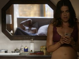 Karla Souza sexy - How to Get Away with Murder s04e05 (2017)