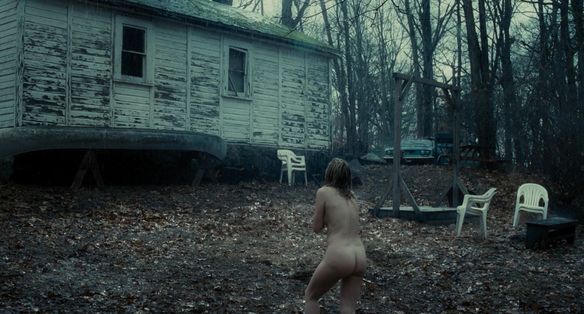 Haley Bennett nude – The Girl on the Train (2016)