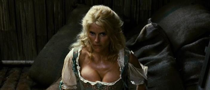 Alice Taglioni sexy – Treasured Island (2007)