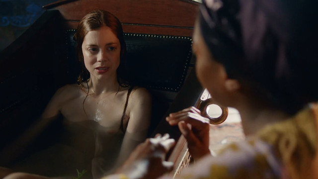 Charlotte Hope nude - The Spanish Princess s01e01 (2019)