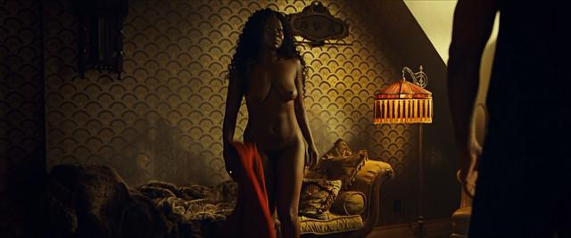 Yetide Badaki nude – American Gods s02e08 (2019)