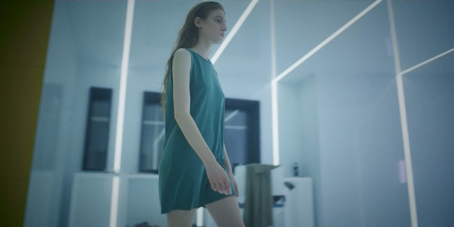 Agathe Bonitzer nude - Osmosis s01e01-08 (2019)