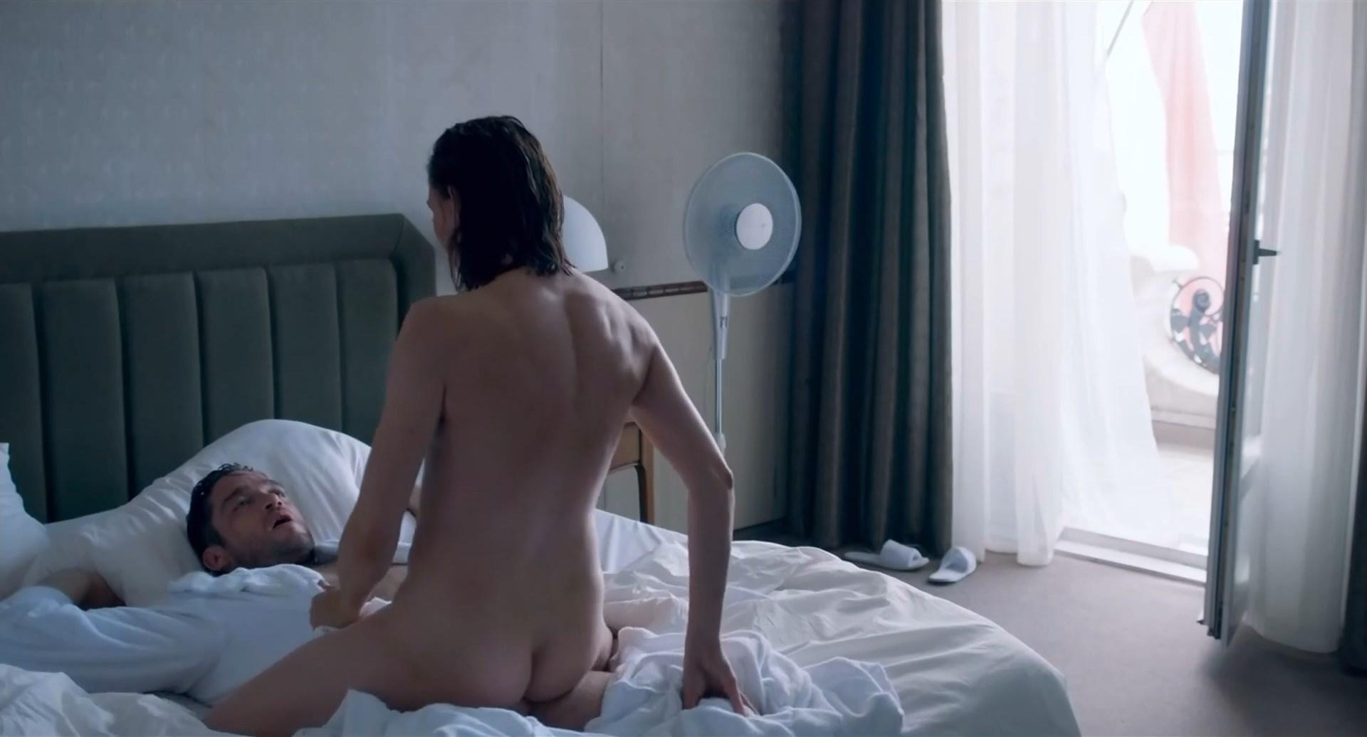 Christiane Paul nude - Was gewesen ware (2019)
