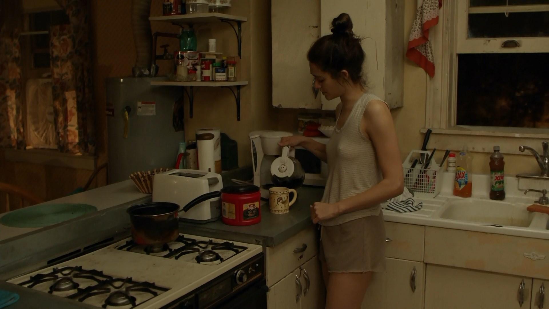 Emmy Rossum sexy - Shameless s09e14 (2019)