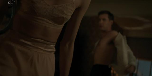 Emma Appleton nude - Traitors s01e03 (2019)