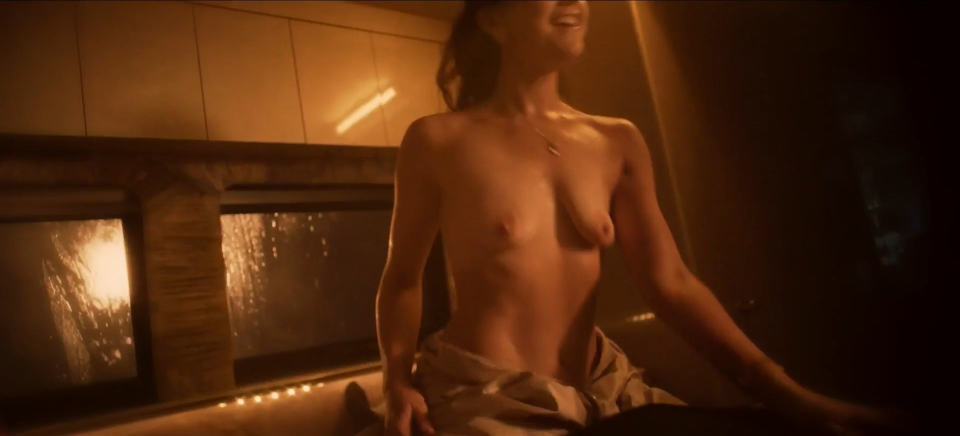 Ashley Dougherty nude - Doom Patrol s01e01 (2019)
