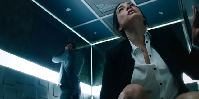 Natalie Martinez sexy - Into The Dark s01e05 (2019)