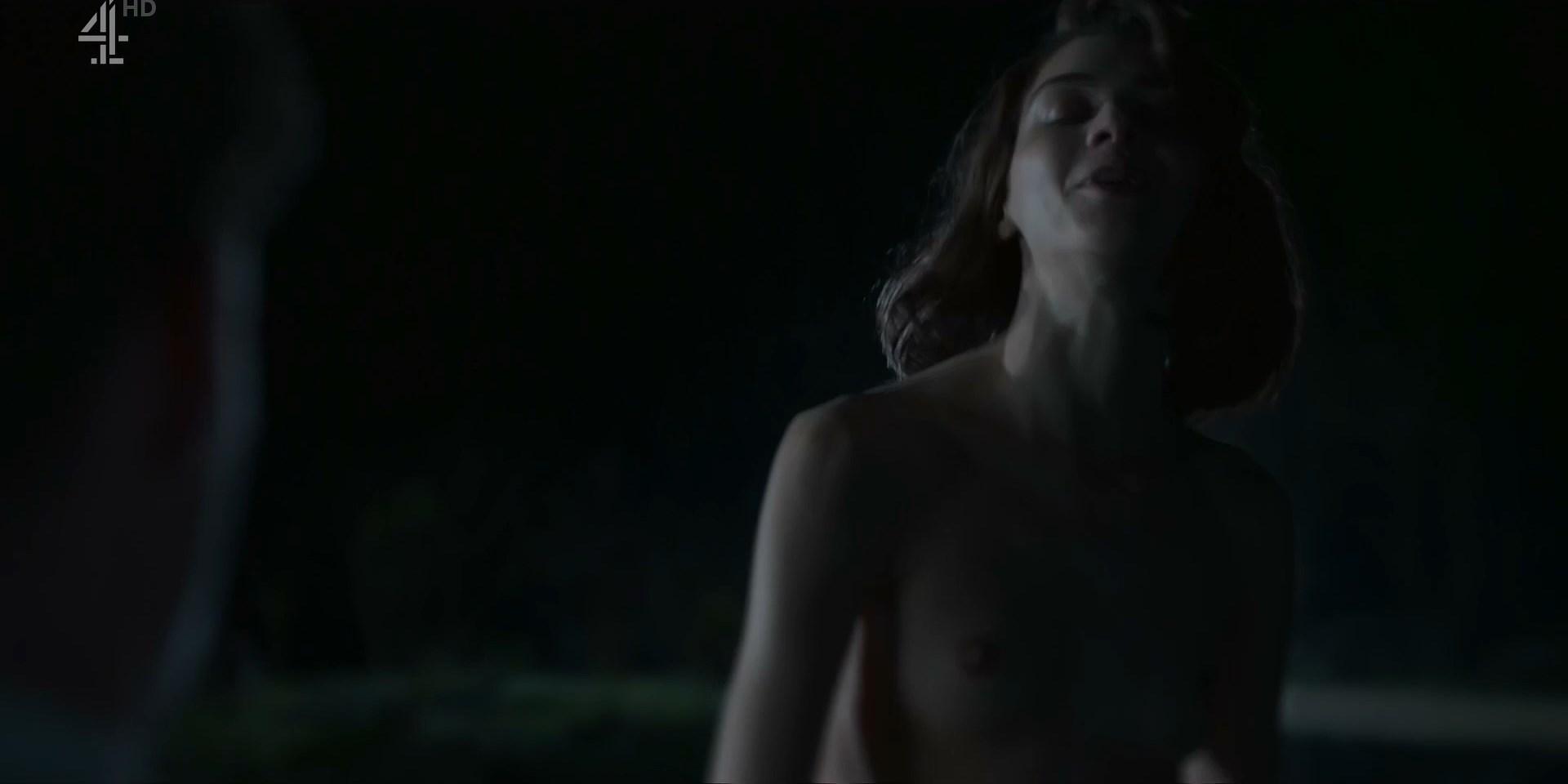 Emma Appleton nude - Traitors s01e01 (2019)