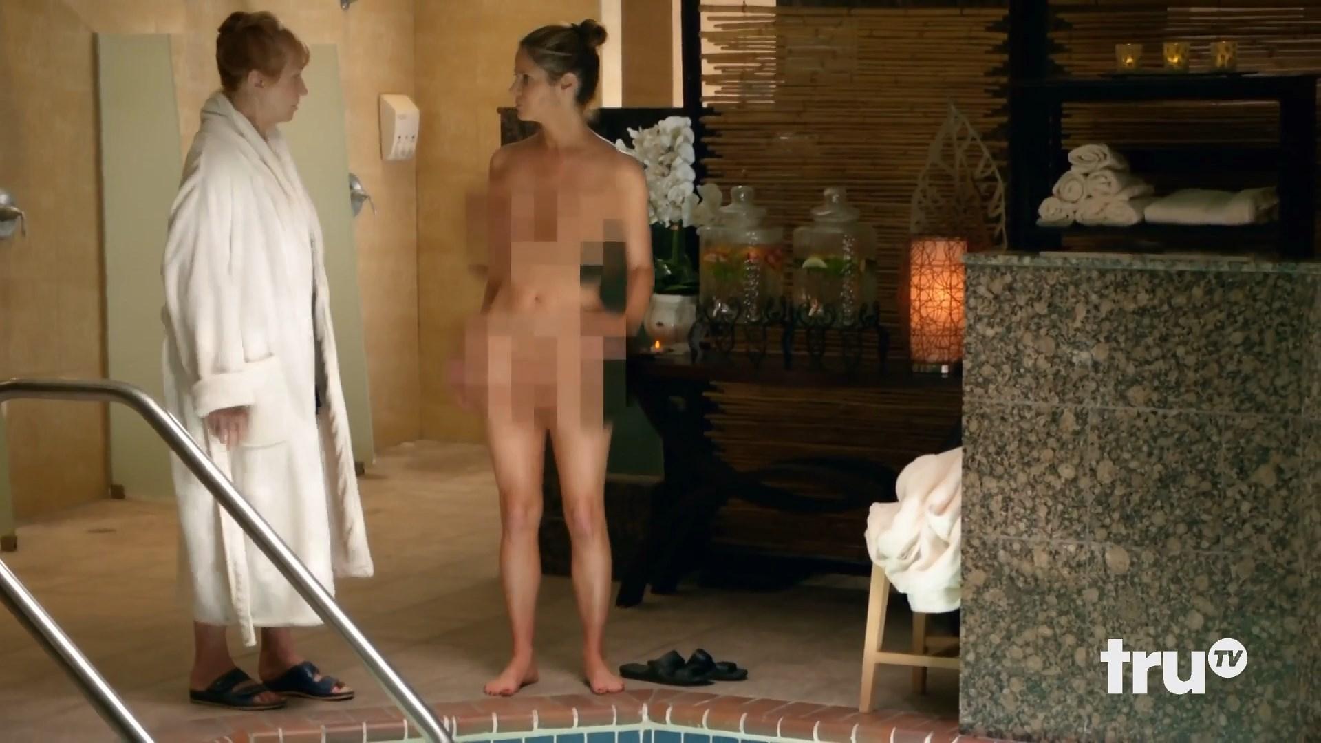 Andrea Savage nude - I'm Sorry s02e04 (2019)