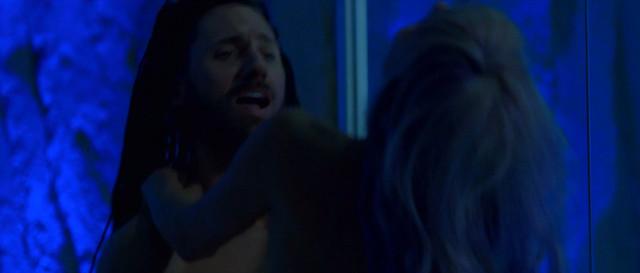 Eliza Coupe nude - Future Man s02e10 (2019)