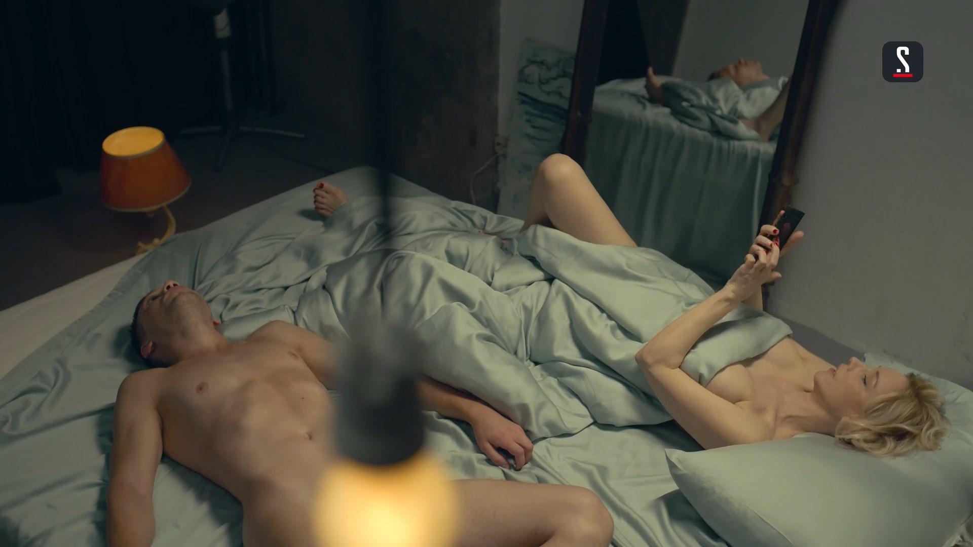 Marina Zudina sexy - Soderzhanki s01e07 (2019)