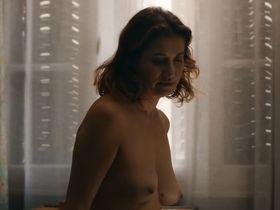 Emmanuelle Devos nude - Amin (2018)