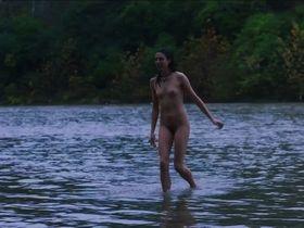 Margaret Qualley nude - Donnybrook (2018)