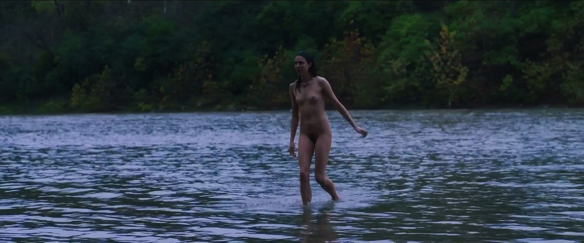 Margaret Qualley nude - Donnybrook (2018)