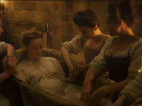 Saoirse Ronan nude - Mary Queen of Scots (2018)
