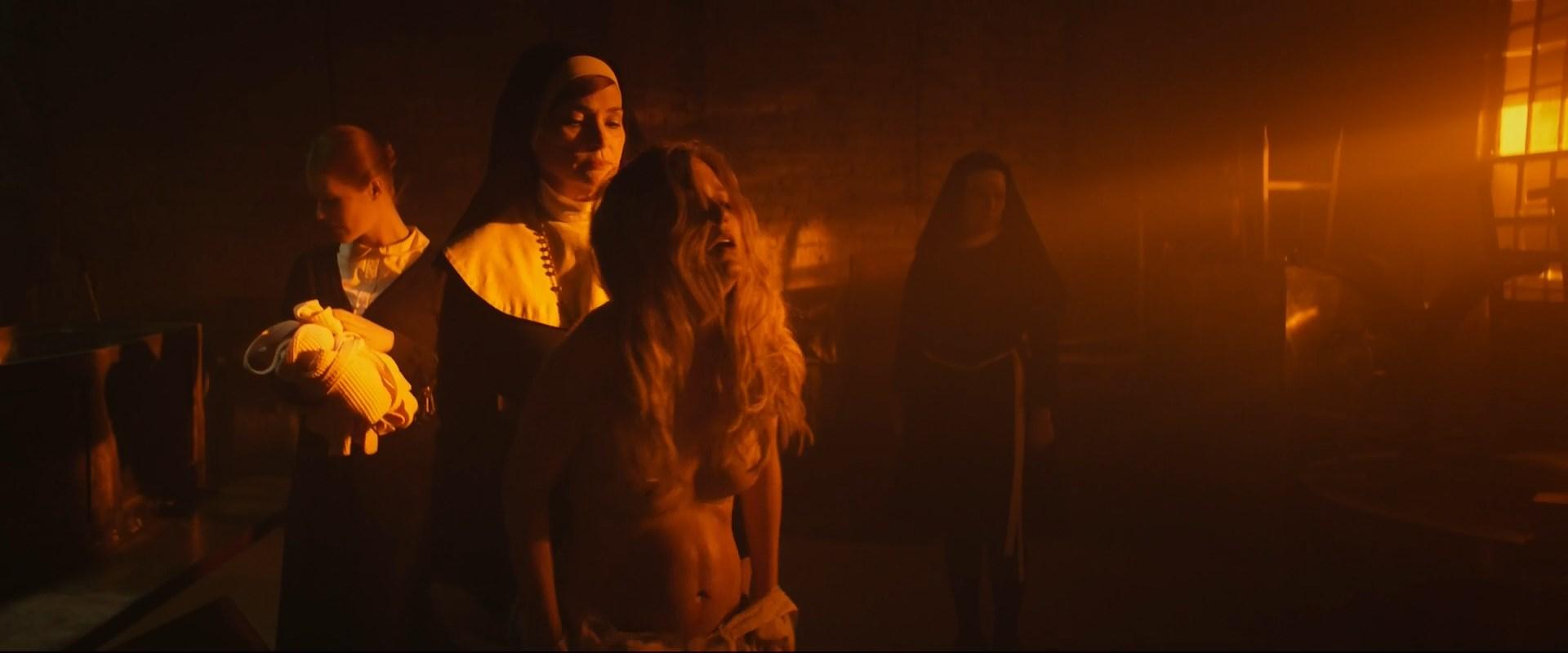 Sabrina Kern nude - St. Agatha (2018)