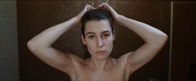 Ksenia Radchenko nude - Underwater (2018)