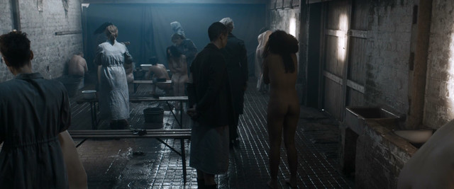 Amandla Stenberg nude - Where Hands Touch (2018)