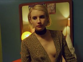 Emma Roberts sexy - Time of Day (2018)