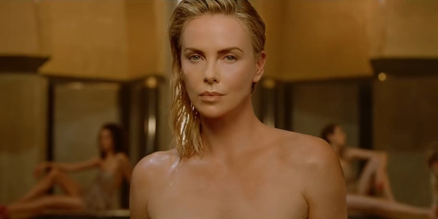 Charlize Theron nude – Dior J'Adore Perfume Commercial (2018)