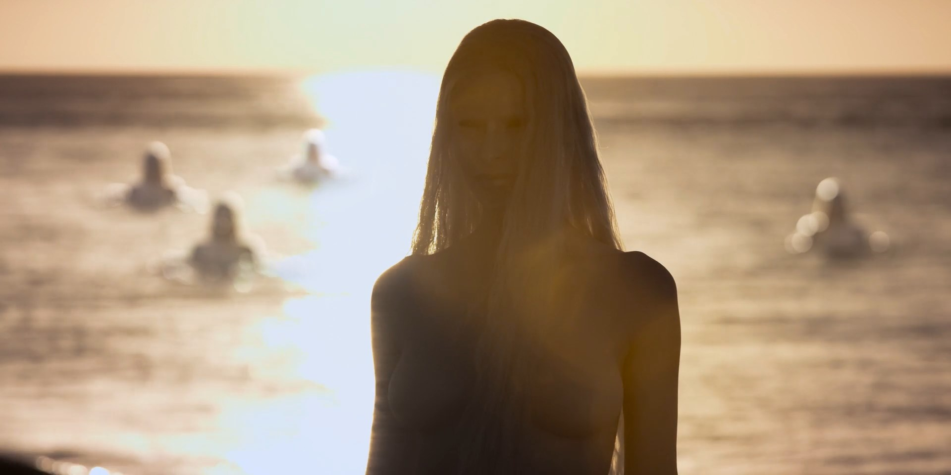 Lisa Seiffert nude - Tidelands s01e05-08 (2018)