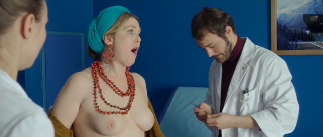 Agnes Soral nude - HP s01e04 (2018)