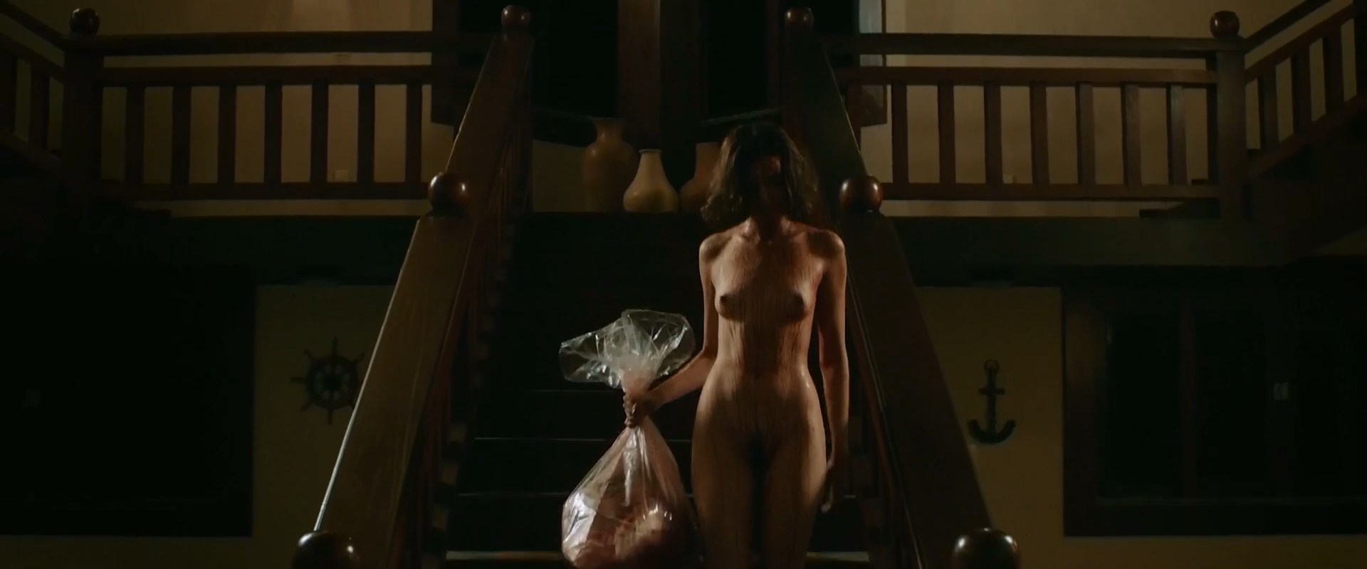 Ana Luiza Rios nude - The Cannibal Club (2018)
