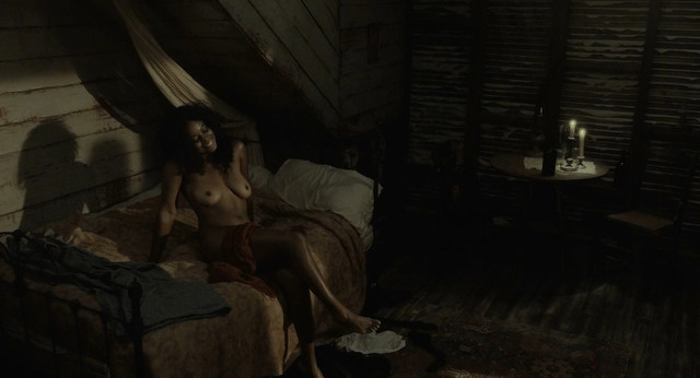 Tiffany Hayes nude - Bolden (2019)