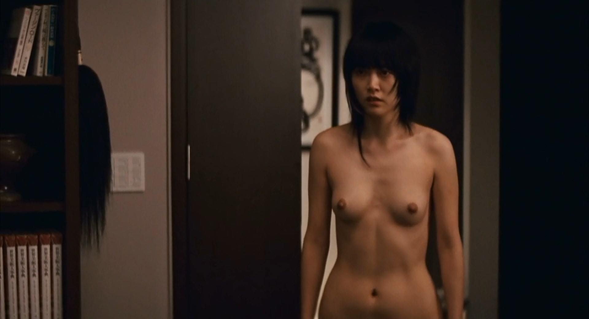 Rinko Kikuchi nude - Babel (2006)