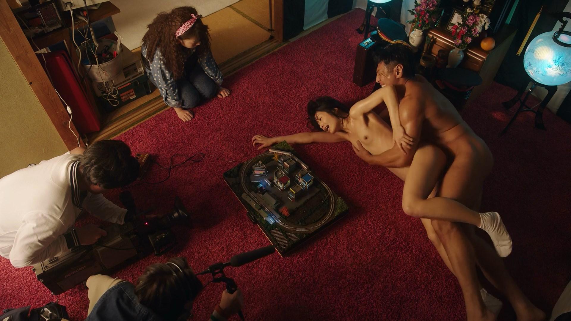 Nanami Kawakami nude - The Naked Director s01e04 (2019)