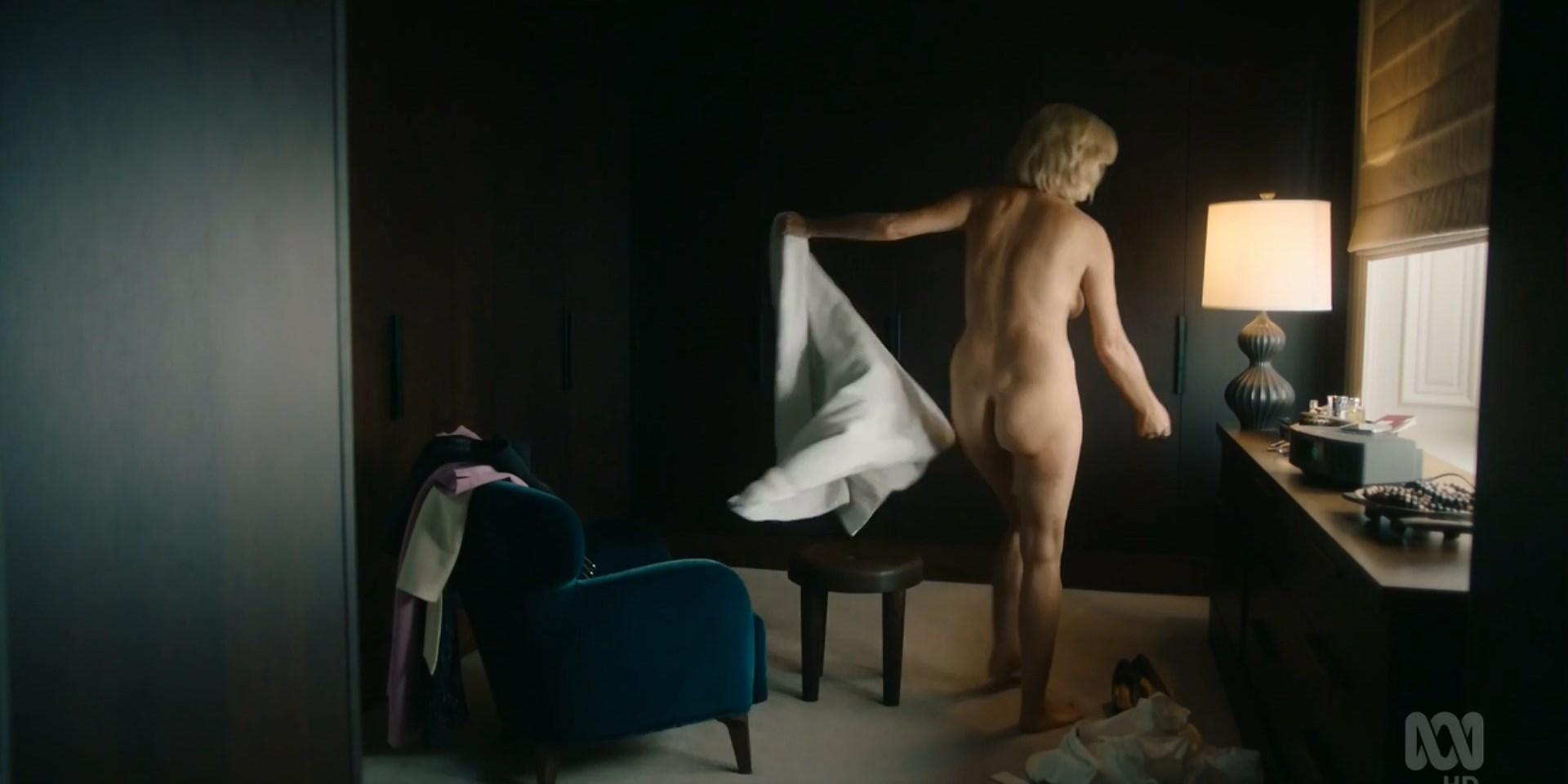 Rachel griffiths nude videos