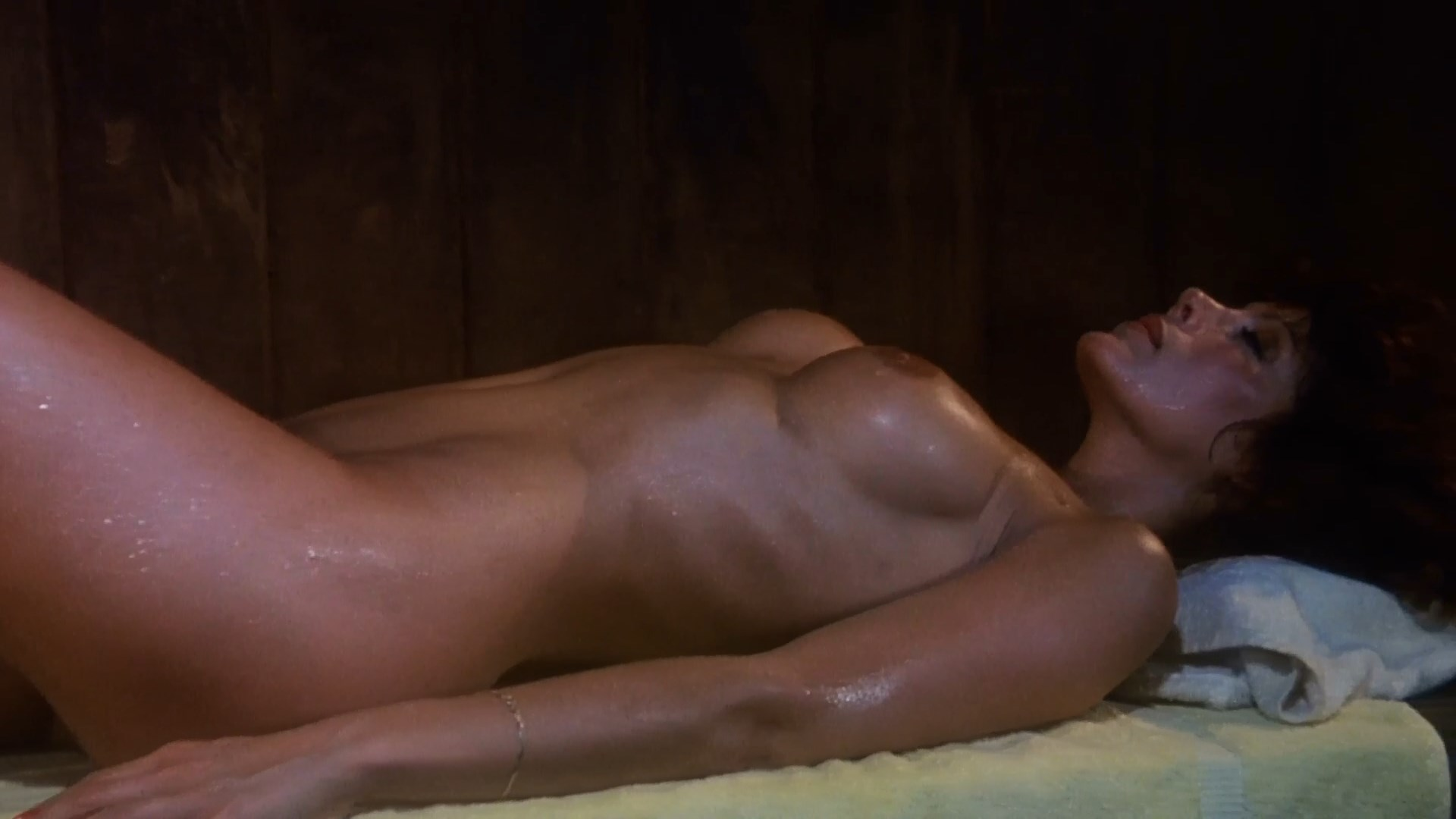 Anne Archer nude - Too Scared to Scream (1984)