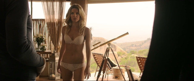 Annabelle Wallis sexy - The Brothers Grimsby (2016)