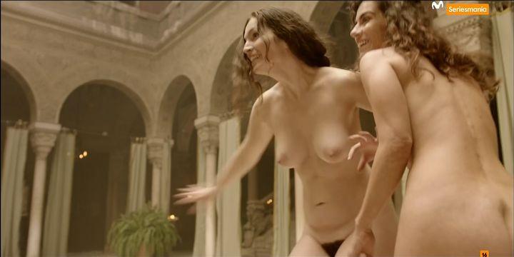 Clip lesbian nudity video