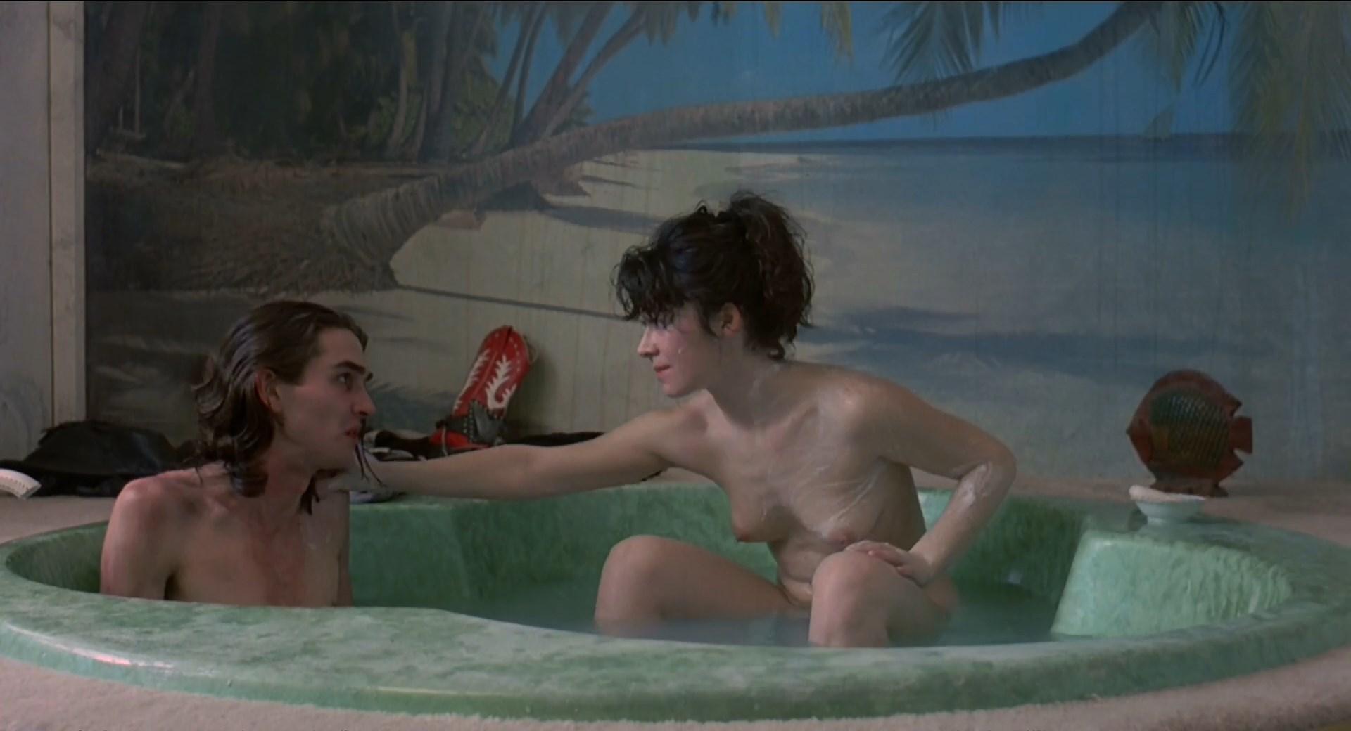 Emer McCourt nude - London Kills Me (1991)