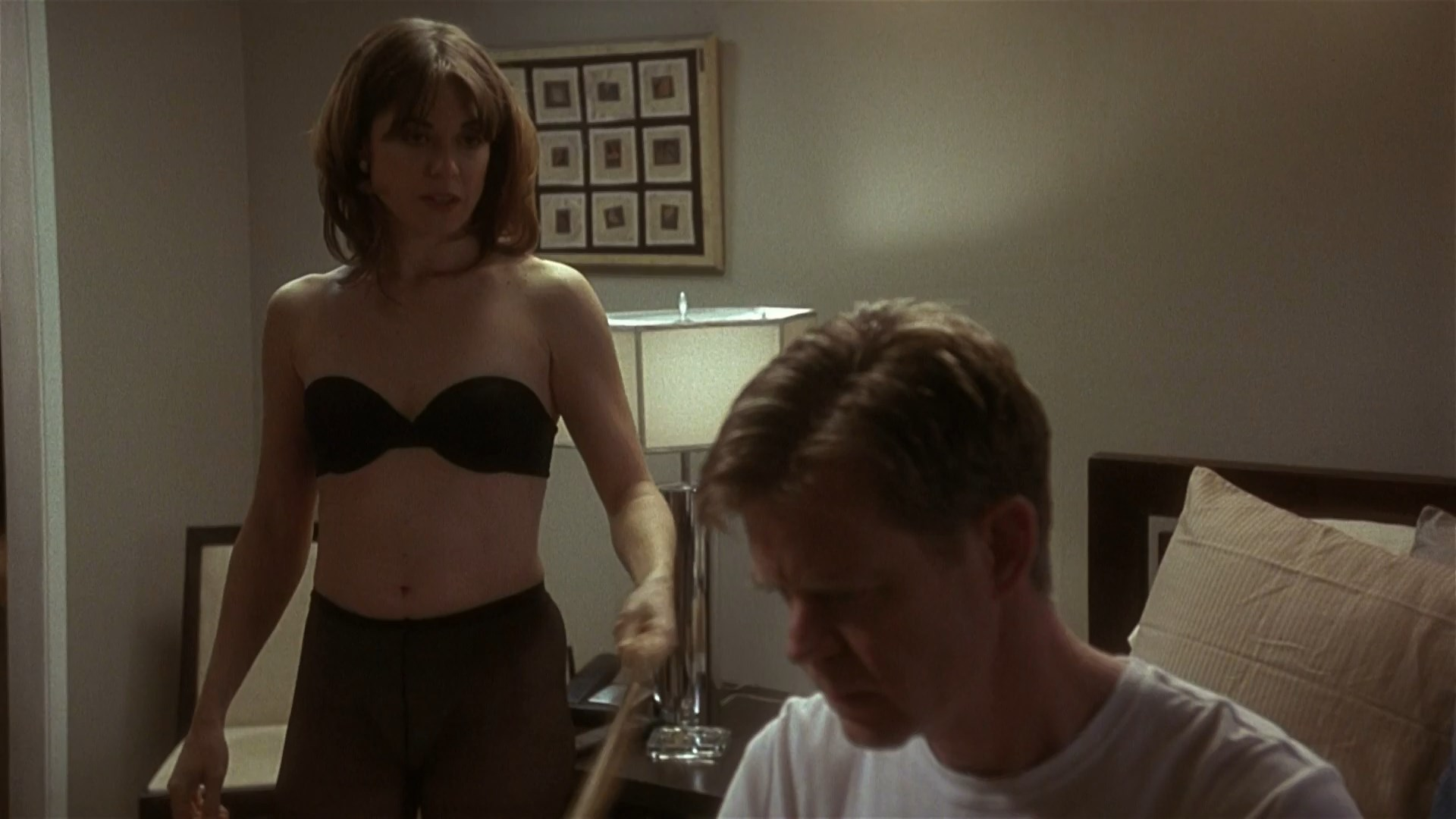 Rebecca Pidgeon sexy - Edmond (2005)