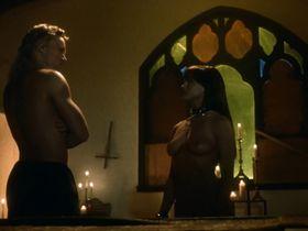 Julie Michaels nude - Doctor Mordrid (1992)