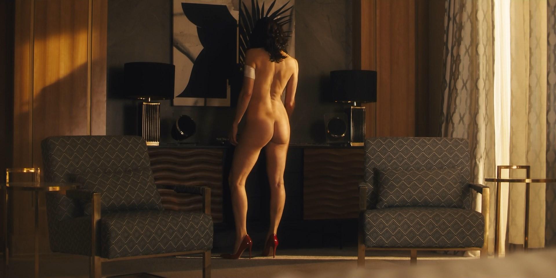 Carla Gugino nude - Jett s01e05 (2019)