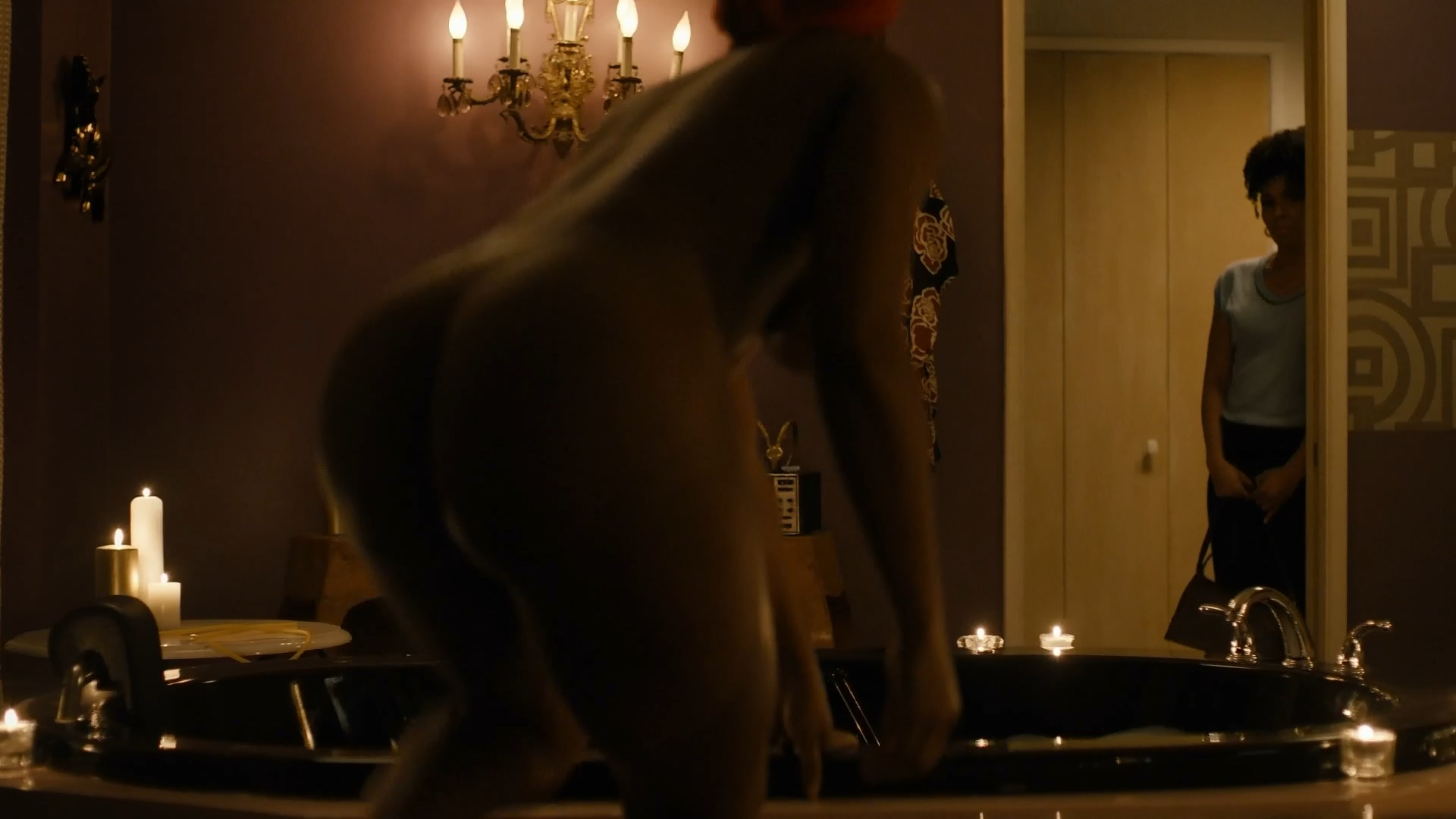 Judith Scott nude - Snowfall s03e01 (2019)