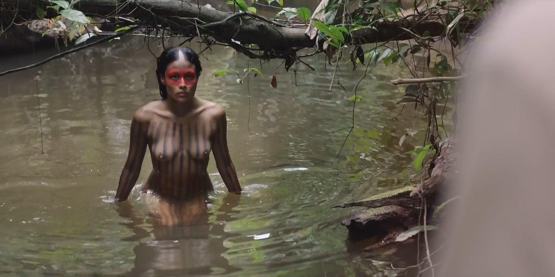 Angela Cano nude - Frontera Verde  s01e01-08 (2019)