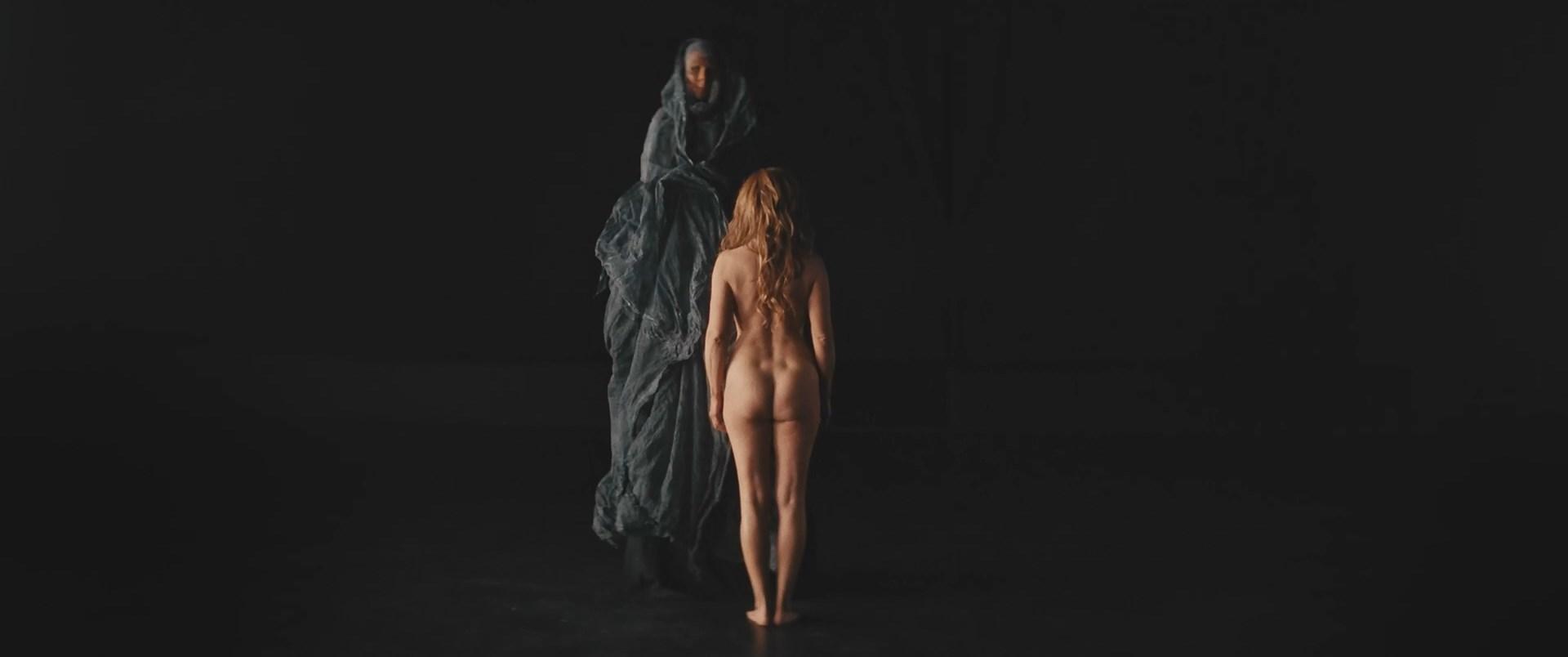 Katarzyna Dabrowska nude - Genesis (2019)