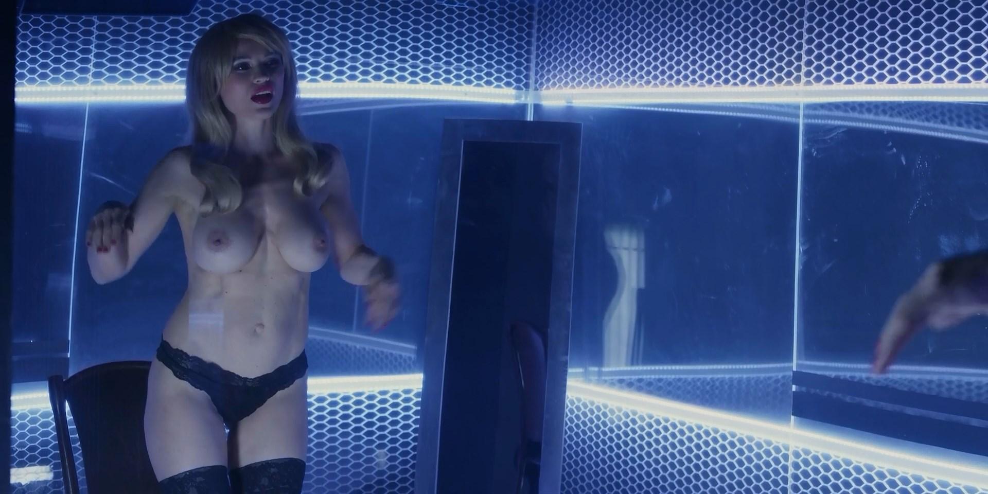 Yuliya Mayarchuk nude - La Porta Rossa s01e07, e09 (2017)
