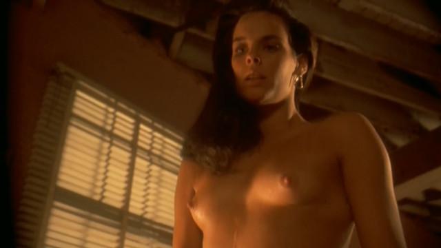 Alexandra Paul nude - Sunset Grill (1993)