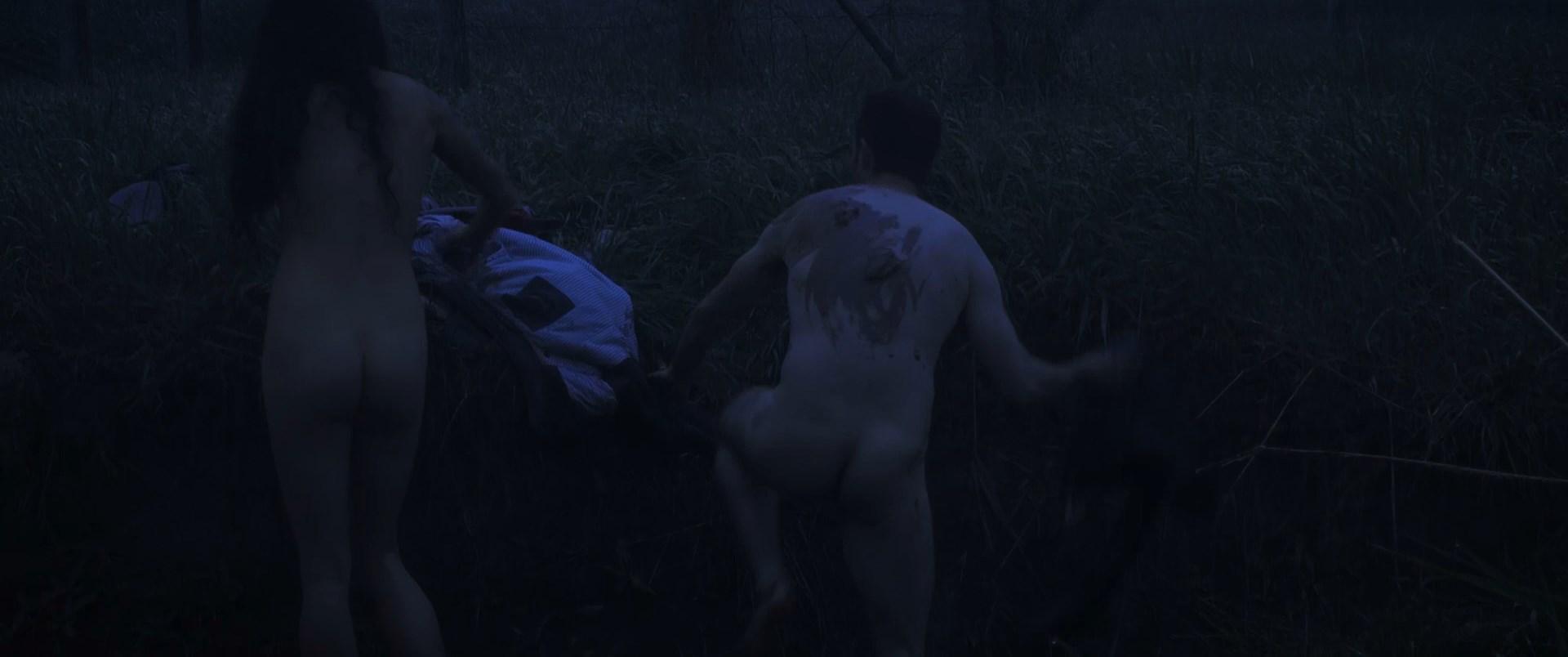 Elysia White nude - Red Spring (2017)