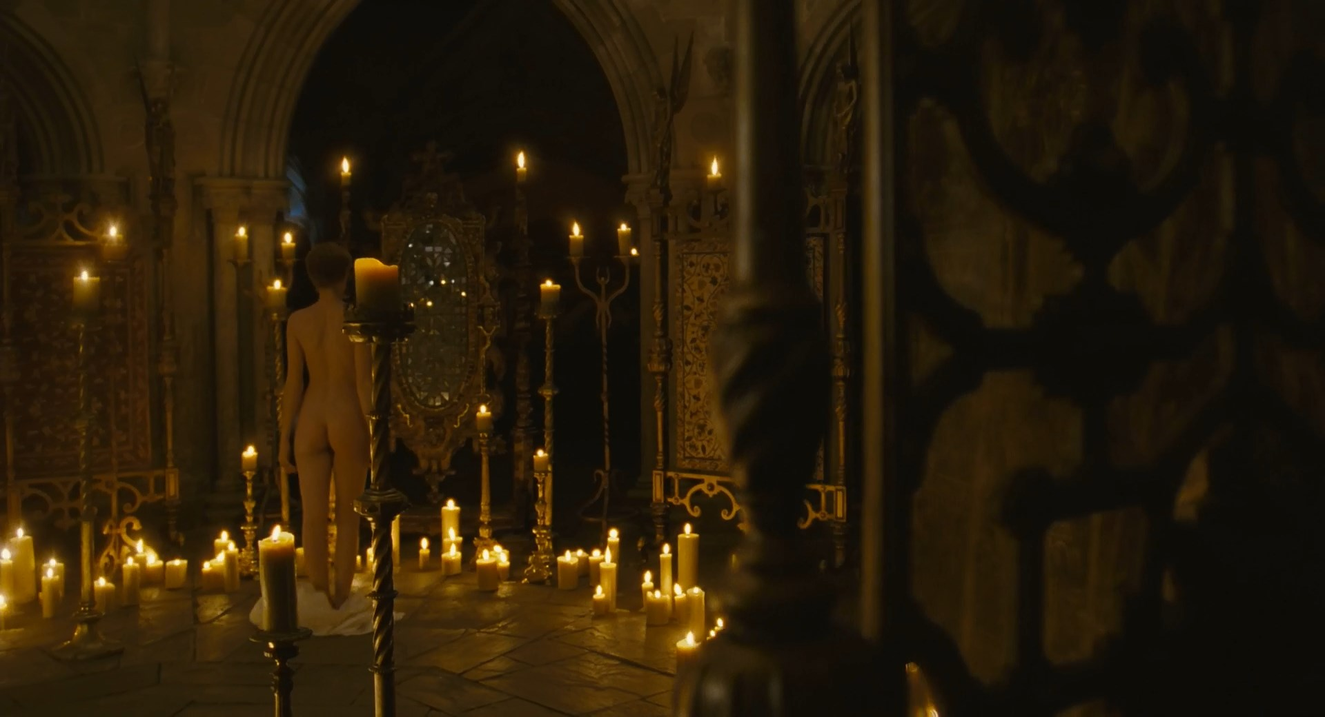 Cate Blanchett nude - Elizabeth The Golden Age (2007)