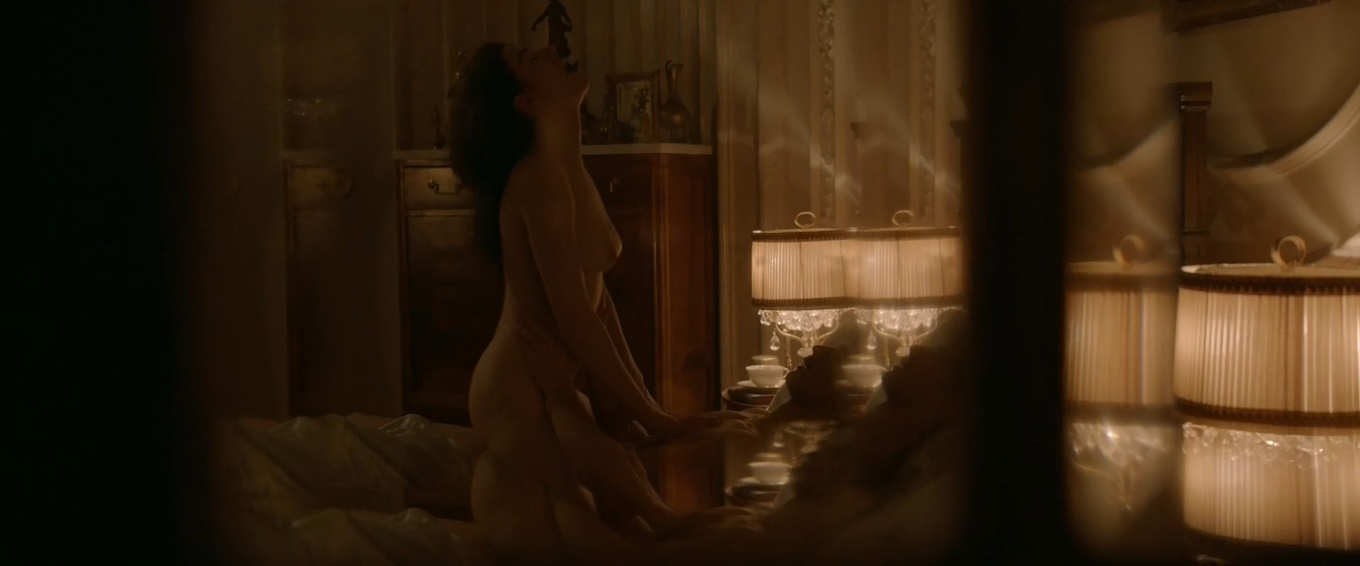 Maria Muller nude - Queen Marie of Romania (2019)