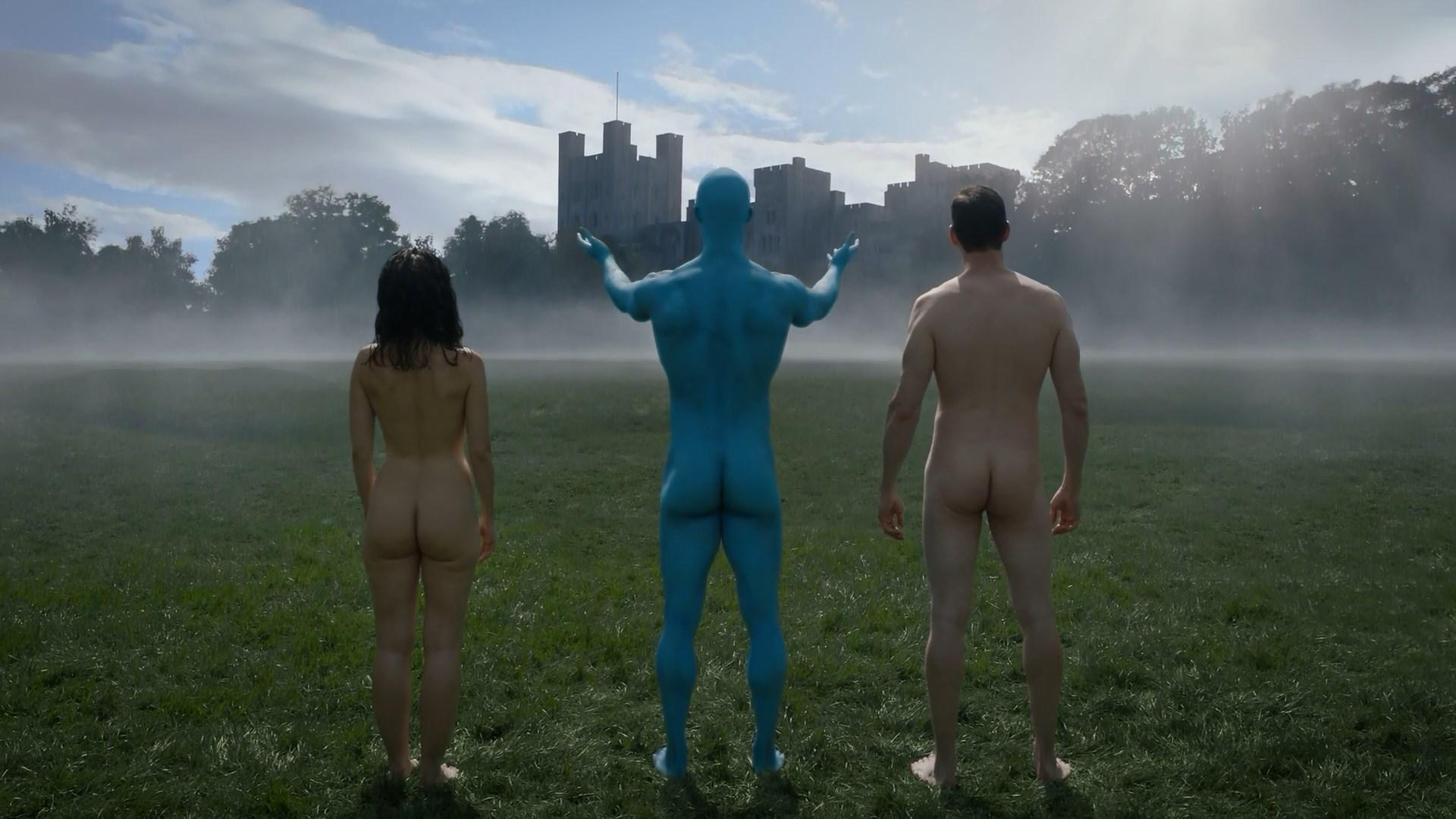 Watchman Nude