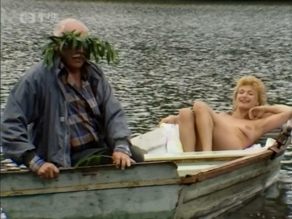 Jana Paulova nude - Posledni lec Alfonse Karaska (1987)