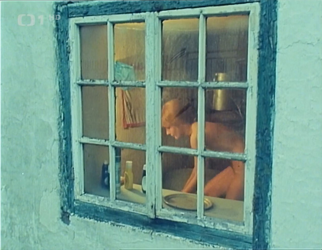 Alice Chrtkova nude - Druhy dech s01e13 (1988)